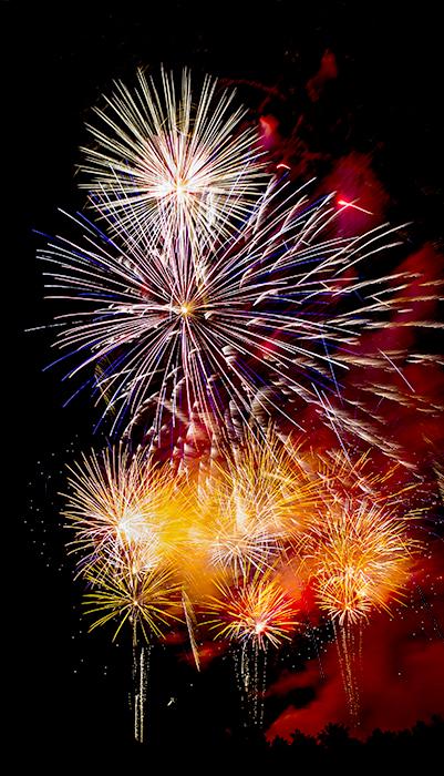 Bellevue fireworks 1