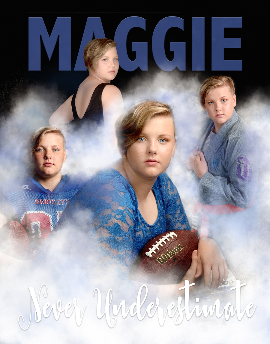 2019 maggie poster
